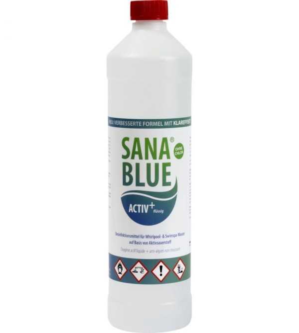 Sana Blue Aktiv+ Sauerstoff